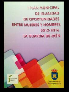 Haz clic para abrir el I Plan Municipal de Igualdad de Oportunidades