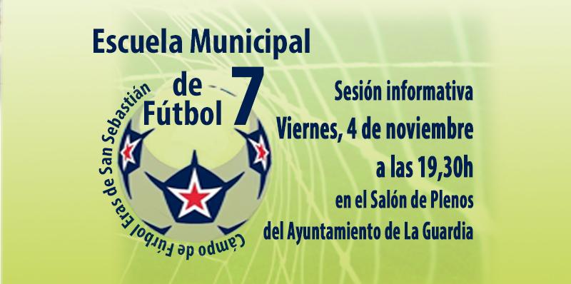 Jornada informativa de la Escuela de Fútbol 7