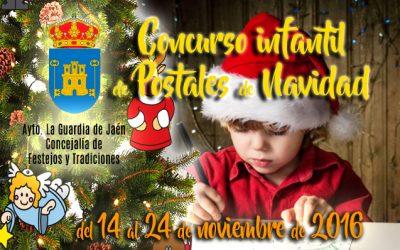 Concurso Infantil de Postales de Navidad