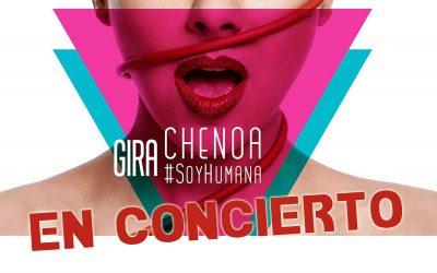 ¡Concierto de Chenoa en La Guardia!, 20 de enero