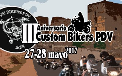 Concentración Motera III Aniversario Custom Bikers en La Guardia