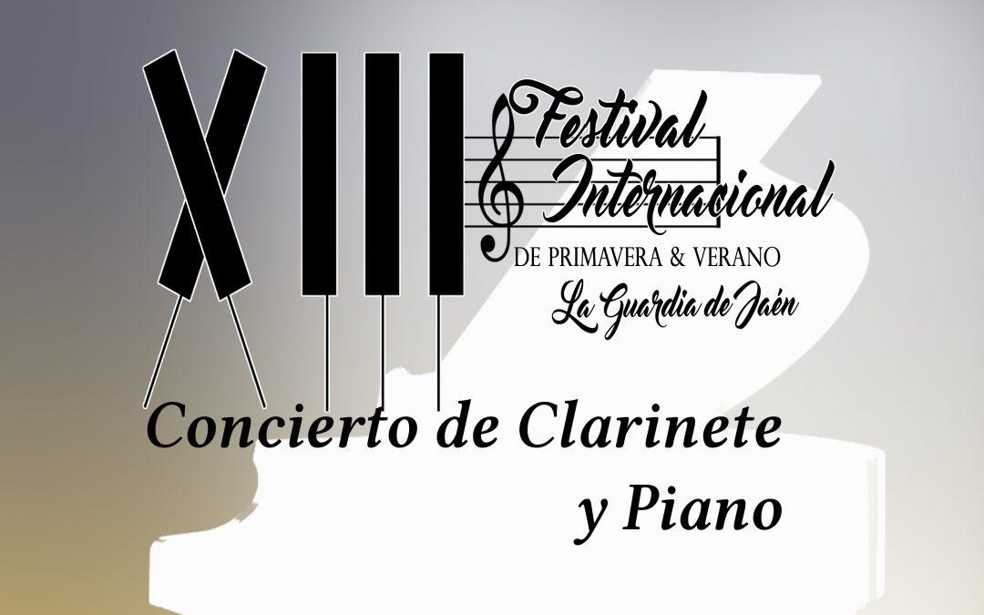1ª actuación del XIII Festival de Música