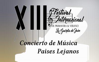 Concierto de Música de Países Lejanos