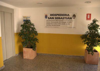 Hall Entrada Hospedería