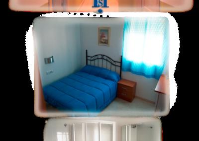 Habitación doble, cama matrimonio