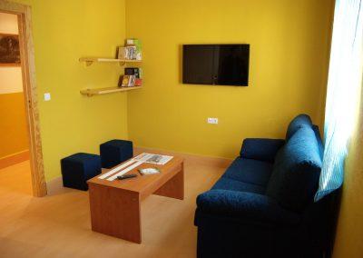 Sala TV Hospedería
