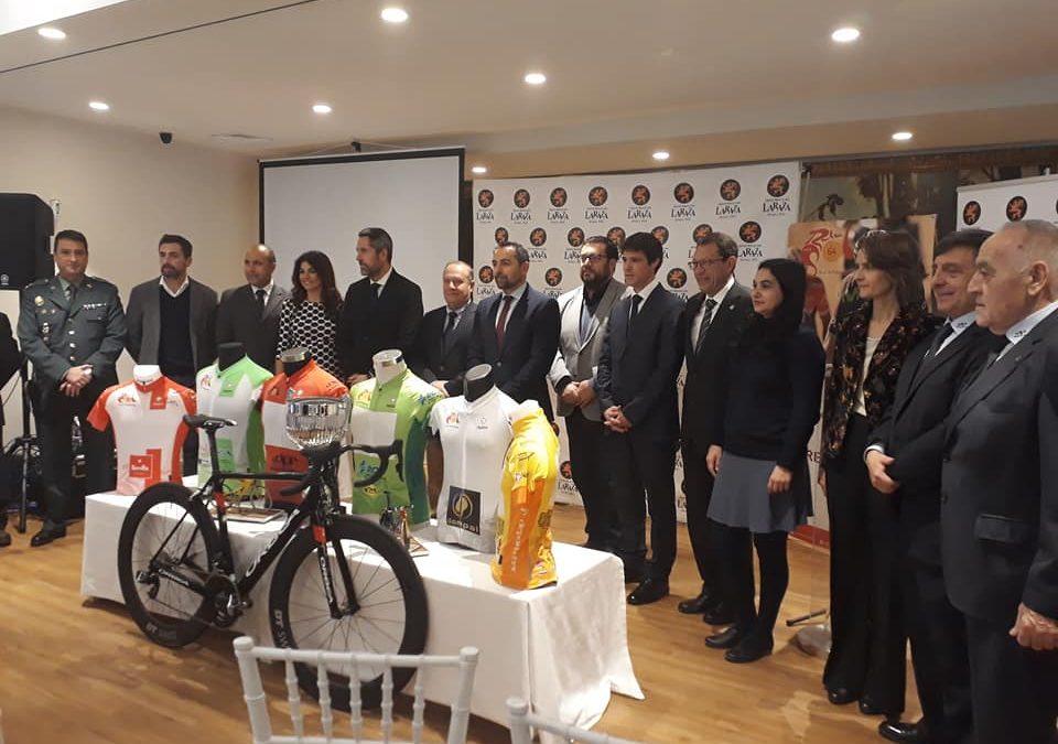 Presentación oficial de la Vuelta Ciclista Andalucía 2018