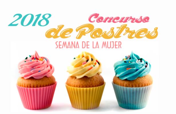 CONCURSO DE POSTRES 2018