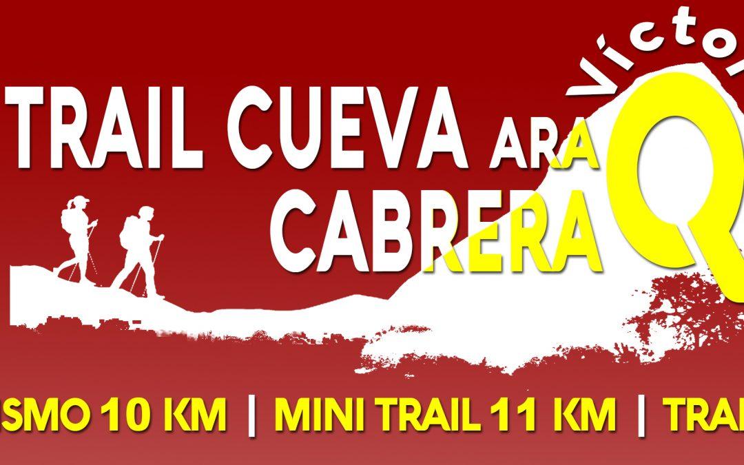 VI Trail Cueva Cabrera Victor Araque