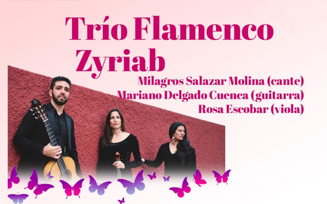 Clausura del Festival de Primavera Verano a cargo de Zyriab