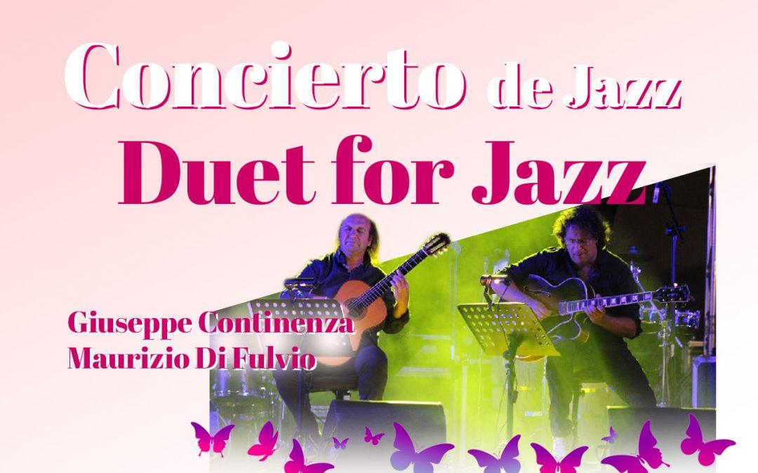 Duet for Jazz en el Castillo