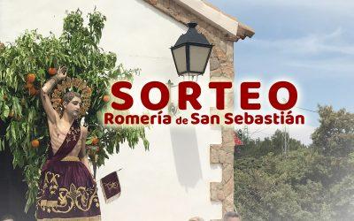 Sorteo especial Romería 2019, 4 fines de semana en Aptos. Rurales La Guardia