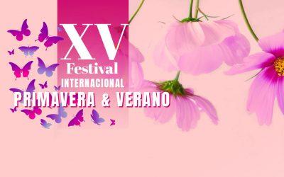 Arranca el XV Festival de Primavera Verano
