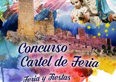Concurso Cartel Pastora 2019 - Portada