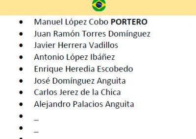 Equipo 3 - Brasil