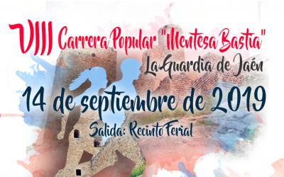 VIII Carrera Popular Mentesa Bastia, 14 de septiembre