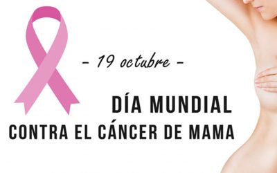 19 DE OCTUBRE, DÍA DEL CÁNCER DE MAMA