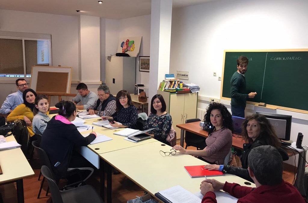 CLASES DE ACCESO A LA UNIVERSIDAD PARA MAYORES DE 25