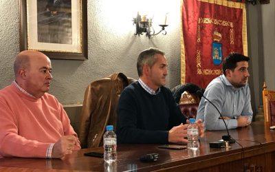 REUNIÓN DE PARTICIPACIÓN CIUDADANA EN EL SALÓN DE PLENOS