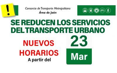 Reducción de los servicios de autobuses de La Guardia con la capital