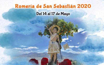 Programa de Romería 2020 en honor a San Sebastián