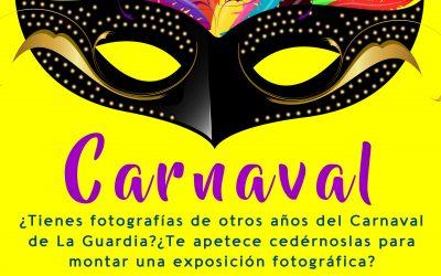 GRAN EXPOSICIÓN DE FOTOGRAFÍAS ANTIGUAS DEL CARNAVAL