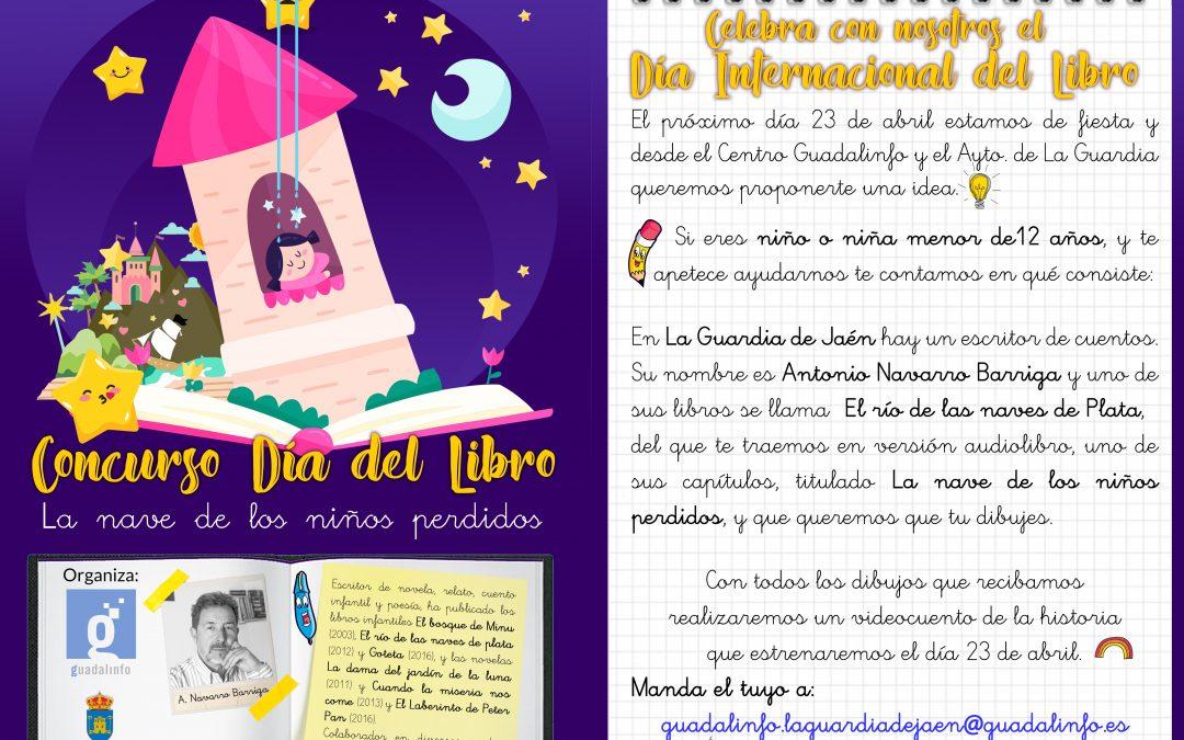 El Ayuntamiento y el Centro Guadalinfo lanzan un concurso con motivo del Día del Libro